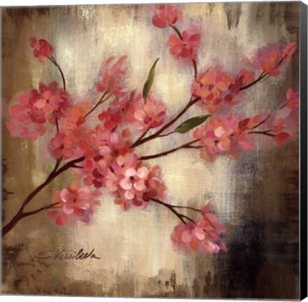 Framed Cherry Blossom I Print