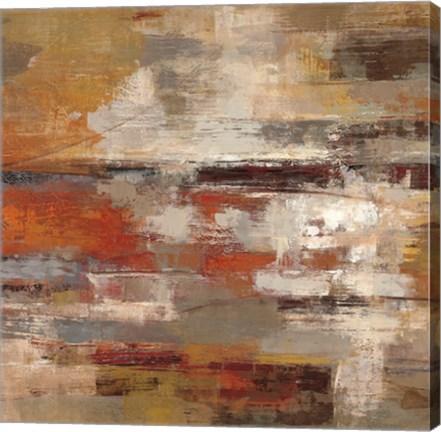 Framed Painted Desert Print