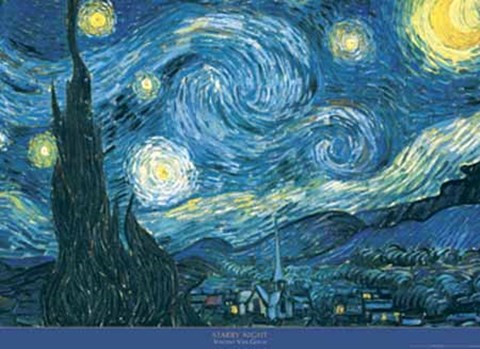 The Starry Night - Oversized